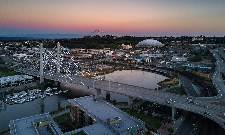 tacoma skyline