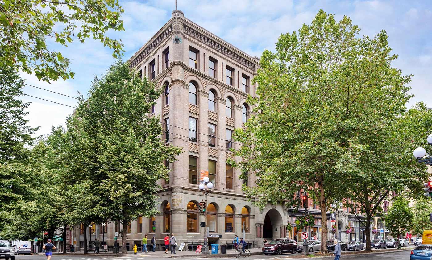 Maynard Building Seattle case study