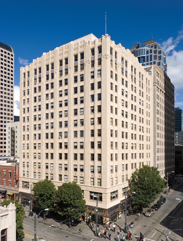 Vance Building seattle property management
