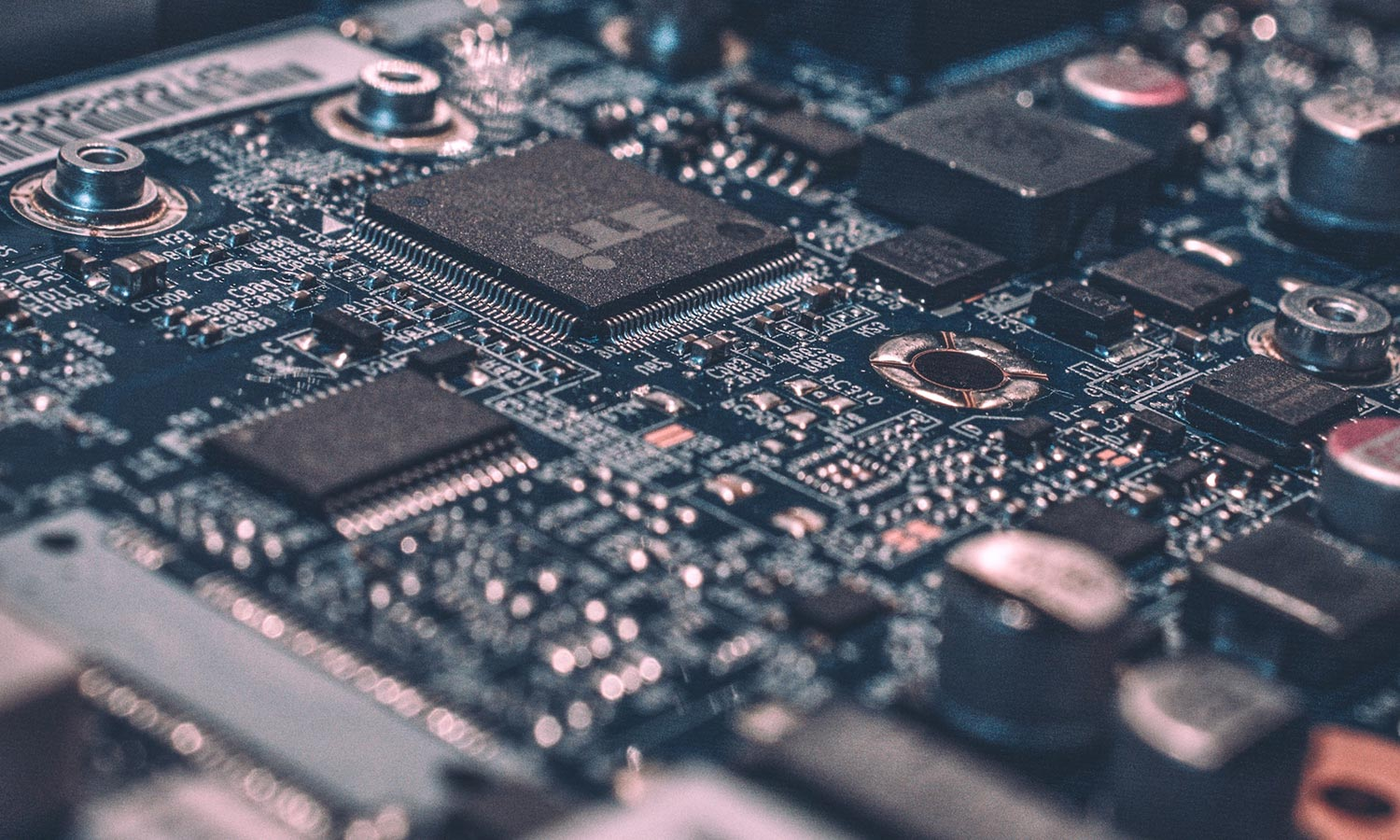 semiconductor microchips technology